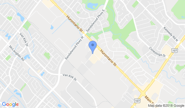 Red Dawn Martial Arts - Brampton, Canada